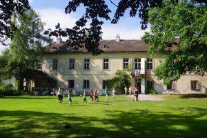 Schloss Wetzlas Hauptgebäude